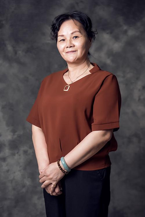 韩爱健——行政人员